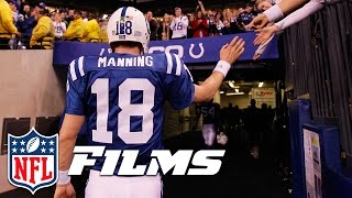 Peyton Manning's Goodbye | NFL Films Presents