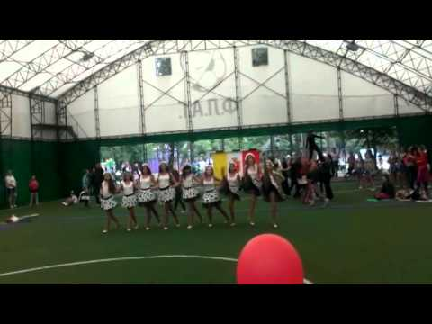 Cheer club Strong, Команда поддержки Power Team на соревнованиях