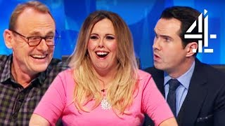 Roisin Conaty: BEST Countdown Player EVER? | 8 Out of 10 Cats Does Countdown | Best of Roisin Pt. 2