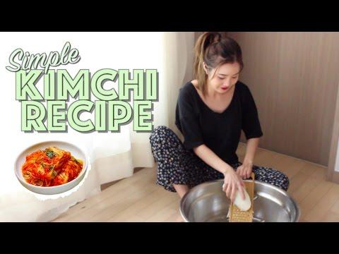 How to Make Kimchi (김장김치 만들기) | JOANDAY #18