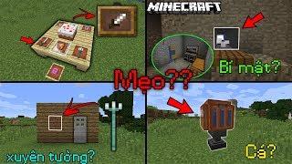 Top 5 Mẹo Thú Vị Trong Minecraft 1.13 !! - (Phần 3)
