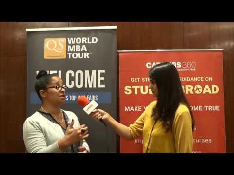 QS World MBA Tour 2016-University of Maryland