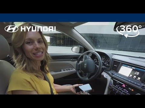 360 Interior Tour | 2017 Hyundai Elantra -- Not Just New. Better.