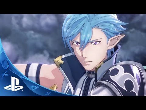 Sword Art Online: Lost Song Trailer