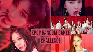 KPOP RANDOM DANCE CHALLENGE [YOUR VERSION]