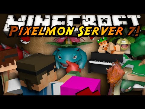 Minecraft Pixelmon Server : ELTON JOHN GYM LEADER?! - Smashpipe Games