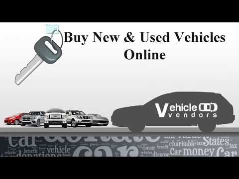 Buy New & Used Vehicles Online