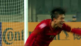  Phan Van Duc grabs the extra time equalizer for Vietnam!