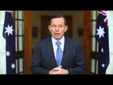 Prime Minister's Message - Bravehearts White Gala Ball 2014