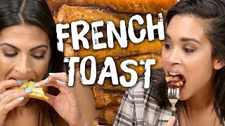 5 EXTREME French Toast Creations (Cheat Day)