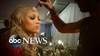 Tyra Banks talks plastic surgery and her real weight in new memoir