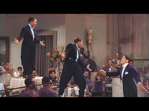 Stormy Weather in color | The Nicholas Brothers and Cab Calloway