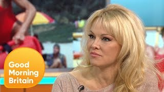 Pamela Anderson Is Concerned About Julian Assange's Health | Good Morning Britain