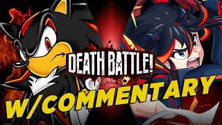 Shadow VS Ryuko w/ Commentary
