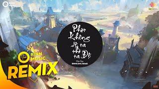 Giang Hải Không Độ Nàng (DinhLong Remix) - Gia Huy | Nhạc Remix Căng Cực 2019