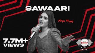 Sawaari – Hira Mani (Kashmir Beats) Video HD