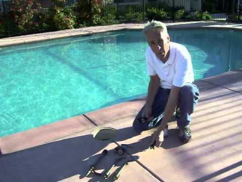 Swimming Pool Leak Detection Service Sacramento Ca Youtube