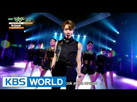 [Music Bank K-Chart] 3rd Week of October - TAEMIN, NU'EST W (2017.10.20)
