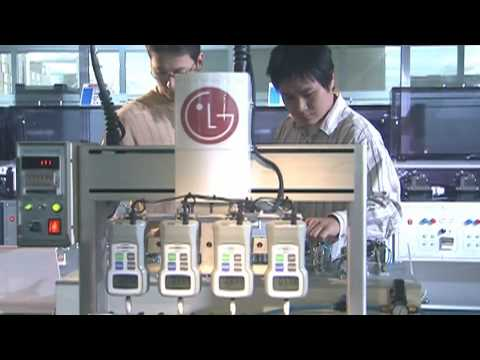 LG Electronics Builds Global Single Instance ERP on Oracle EBS R12