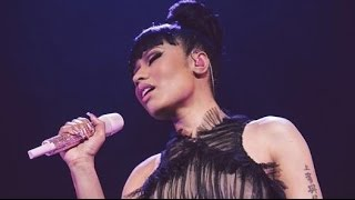 Nicki Minaj - The Pinkprint Tour (Live Full Show)
