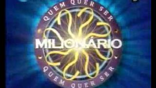 RTP1 - Who Wants To Be a Millionaire Portugal 08 title card
