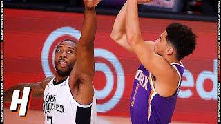Phoenix Suns vs Los Angeles Clippers - Full Game Highlights | August 4, 2020 | 2019-20 NBA Season