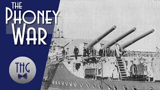 Phoney War, the Admiral Graf Spee and the Altmark Incident