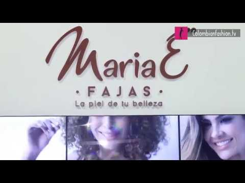 Entrevista marca Fajas Maria E - Colombiamoda 2017