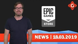 Epic Games: Launcher liest Daten aus! Sekiro: Neuer Gameplay Overview | GW-NEWS