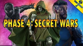 MCU Phase 4: All Roads Lead to Secret Wars