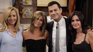 """Friends"" Reunion on Jimmy Kimmel - VIDEO!"