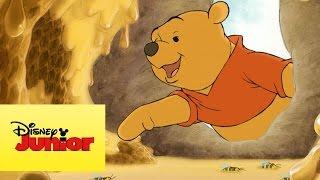 Mini aventuras de Winnie the Pooh - A dormir, abejitas