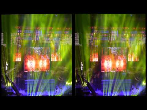 3D Trans-Siberian Orchestra - The Mountain by Full Volume 3D Productions