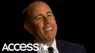 Jerry Seinfeld Tells Story Behind 'Comedians In Cars Getting Coffee' Guest Leaving Him 'Annoyed'