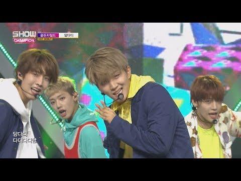 Show Champion EP.244 Golden Child - DamDaDi [골든차일드 - 담다디]