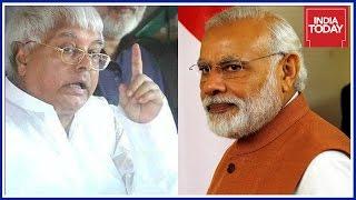 Lalu Prasad Questions PM Modi On Note Ban Deaths..