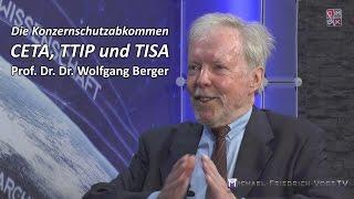 Die Konzernschutzabkommen CETA, TTIP und TISA