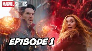 Marvel Movies Legends Episode 1 Trailer - Wandavision 2021 Prequel Breakdown and Easter Eggs