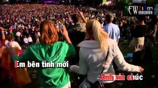 Karaoke HD ] Anh Sẽ Để Em Ra Đi (Remix)   Châu Khải Phong HD