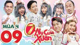 """7 Nụ Cười Xuân 4   Tập 9: Cris Phan, MLee bội phục màn """"cải lương"""" Là 1 thằng con trai của Lâm Vỹ Dạ"""