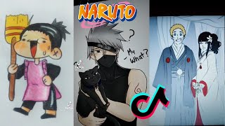 Naruto Animation / Dance Tik Tok Compilation