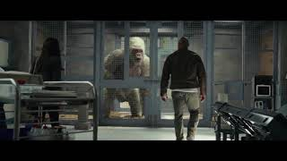 Rampage official trailer , the rock hollywood trailer