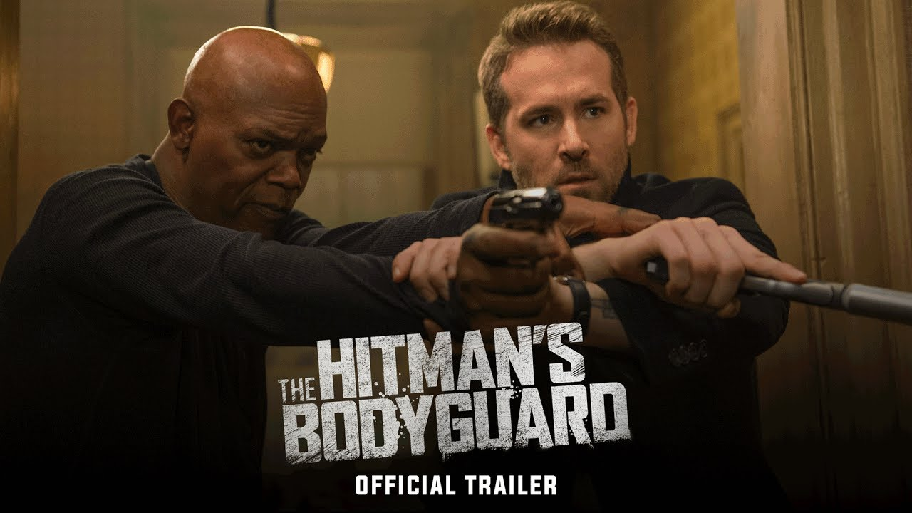 watch The Hitman's Bodyguard Theatrical Trailer
