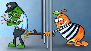 สุดยอดวิธีการแหกคุก โดย คู่รักลูกแพร์