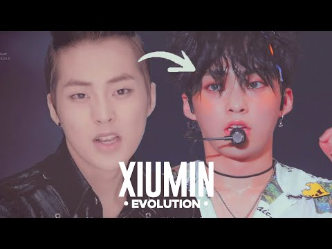 Evolution of XIUMIN: 2012 - 2016 (Comebacks Compilation)