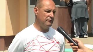 Alexandru Gheorghe - antrenor Astra Plosca