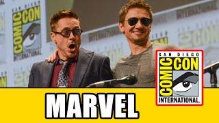 Full Marvel SDCC Official Panel 2014 - Ant-Man & Avengers