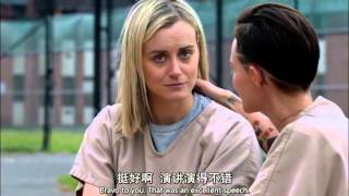 Piper and Stella in Orange is the new Black