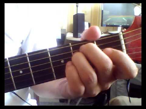 Агата Кристи - Вечная любовь (Аккорды на гитаре Em и Am)