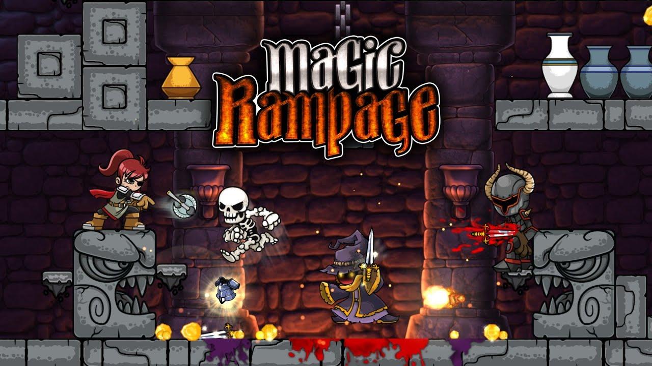 Играй Magic Rampage На ПК 2